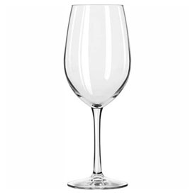Click here to buy Libbey Glass 7519SR Wine Glass 12 Oz., Glassware, Briossa, 12 Pack.