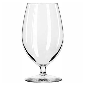 Libbey Glass 7525 Goblet 17 Oz., Glassware, Vina, 12 Pack by