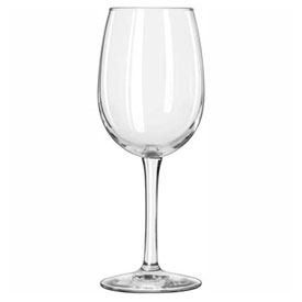 Libbey Glass 7530 Wine Glass 8.50 Oz., Glassware, Vina, 12 Pack by