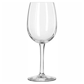Click here to buy Libbey Glass 7530SR Wine Glass 8.5 Oz., Briossa, 12 Pack.