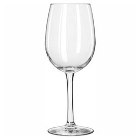 Libbey Glass 7531 Wine Glass 10.50 Oz., Glassware, Vina, 12 Pack by