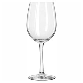 Click here to buy Libbey Glass 7531SR Wine Glass 10.5 Oz., Glassware, Briossa, 12 Pack.