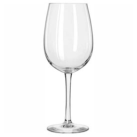 Libbey Glass 7532 Wine Glass 12.50 Oz., Glassware, Vina, 12 Pack by