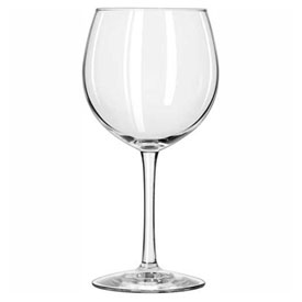 Click here to buy Libbey Glass 7535 Red Wine Glass 19.75 Oz., Glassware, Vina, 12 Pack.