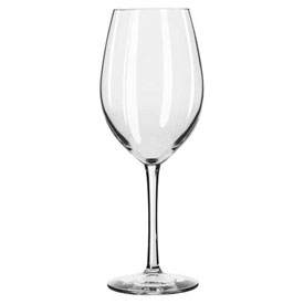 Libbey Glass 7553 Wine Glass 17 Oz., Glassware, Bristol Valley, 12 Pack by