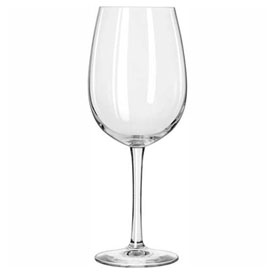 Click here to buy Libbey Glass 7556SR Wine Glass 12.5 Oz., Glassware, Briossa, 12 Pack.