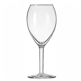 Libbey Glass 8412 Wine Glass Tall 12 Oz., 12 Pack by