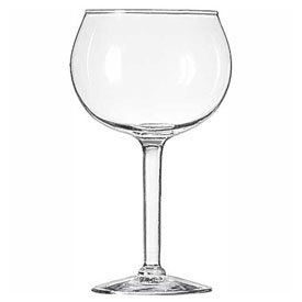 Click here to buy Libbey Glass 8415 Wine Glass 13.75 Oz., Gourmet Round, 12 Pack.