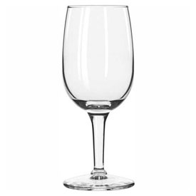 Libbey Glass 8466 Wine Glass Tall 6.5 Oz., Citation, 36 Pack by