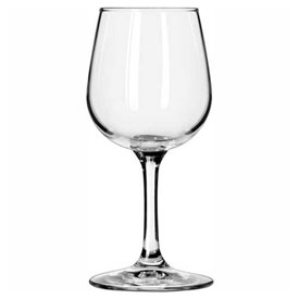 Libbey Glass 8550 Wine Taster Glass 6.75 Oz., Glassware, Vina, 24 Pack by