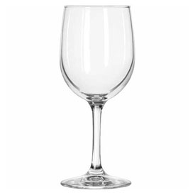 Libbey Glass 8564 Wine Glass 8.5 Oz., Glassware, Napa Country, 24 Pack by