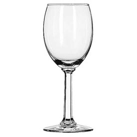 Libbey Glass 8766 Tall Wine Glass 6.5 Oz., Glassware, Napa Country, 36 Pack by