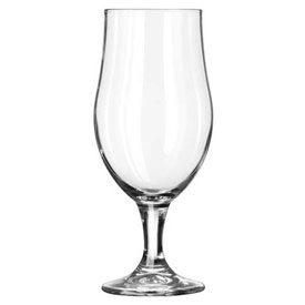 Libbey Glass 920284 Munique Beer Mug 16.5 Oz., 12 Pack by