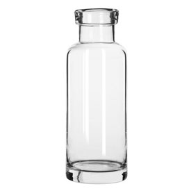 Libbey Glass 92139 Water Bottle 40.25 Oz., Glassware, Helio, 12 Pack by
