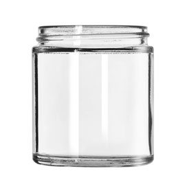 Libbey Glass 92149 Culinary Jar 4 Oz., Glassware, Infusion, 24 Pack by