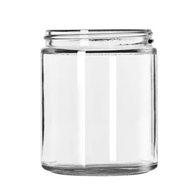 Libbey Glass 92150 Culinary Jar 6 Oz., Glassware, Infusion, 12 Pack by