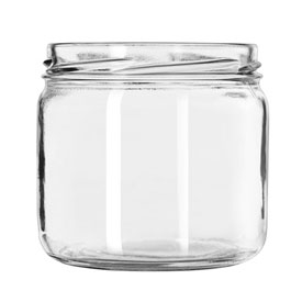 Click here to buy Libbey Glass 92151 Culinary Jar 12 Oz., Glassware, Infusion, 12 Pack.