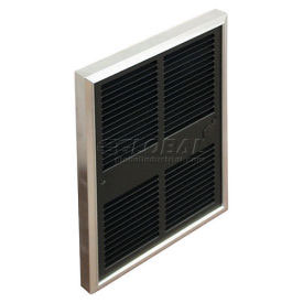 TPI Economical Mid-Size Fan Forced Wall Heater F3220RPW - 2000W 208V