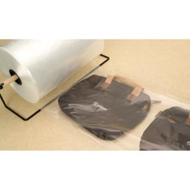 Clear Poly Tubing 4 mil, 1, 1 per Roll, Clear