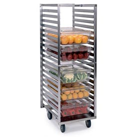 Lakeside 166 Box And Steam Table Pan Rack With Angle Ledges 20 Pan by