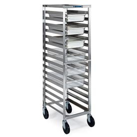 Lakeside 180 Box And Steam Table Pan Rack With Angle Ledges 16 Pan by