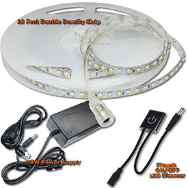 Dimmable led strip kit