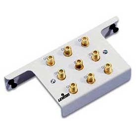 Leviton 47690-8c2 1x8 Passive Video Splitter Module, White - Min Qty 4