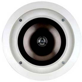 "Leviton AEC65-000 JBL 6.5"" In-Ceiling Speaker, White"