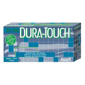 Dura-Touch Economy Vinyl Gloves Large by