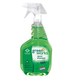 Clorox Green Works Natural All-Purpose Cleaner Original, 32 Oz. Trigger 12/Case - COX00456CT