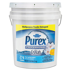 Purex Ultra Dry Detergent Fresh Scent, 1.22 Gallon Pail DPR06355 by