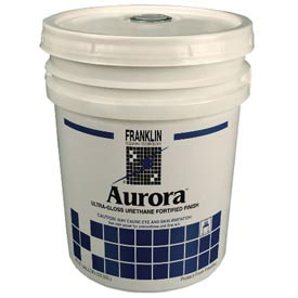 Aurora Ultra Gloss Fortified Floor Finish, 5 Gallon Pail FKLF137026 by