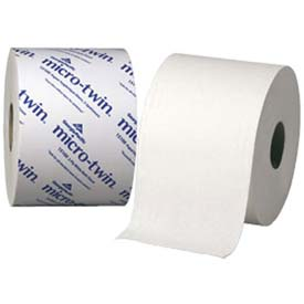 Georgia Pacific High-Capacity White 2-Ply Bath Tissue, 1000 Sheets/Roll 48 Rolls/Case... by