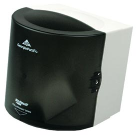 "Georgia Pacific Center-Pull Towel Dispenser 10-7/8"" x 10-3/8"" x 11-1/2""... by"