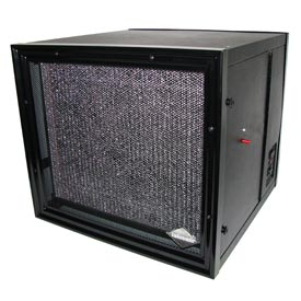 Commercial And Light Industrial Air Purifier - 1400 CFM - 230V - Black