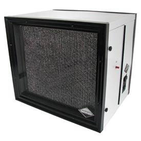 Commercial And Light Industrial Media Air Purifier - 1100 CFM - 230V - White