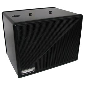 Portable Media Air Purifier - 275 CFM - 120V - Black