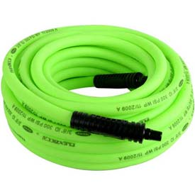 Legacy™ Flexzilla 1/2 X 50 Zillagreen Air Hose W/ 3/8 Mnpt Ends