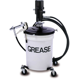 Legacy Performance 55:1 Grease Pump System, 35 Lb. Pail by