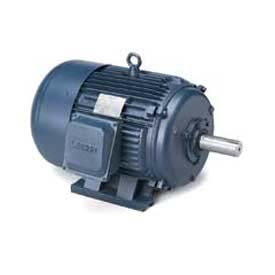 Leeson 170172.60, Premium Eff., 10 HP, 1800 RPM, 208-230/460V, 215TC, ODP, C-Face Rigid
