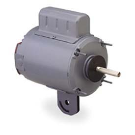Leeson Motors 103711.00, Single Phase  Motor .25HP, 1625RPM, 48Y, TENV, 115/230V, 60HZ, Auto