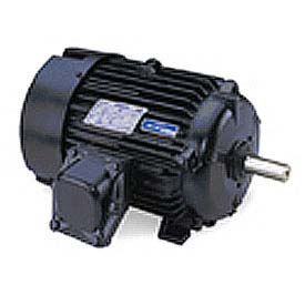 Leeson Motors 3-Phase Explosion Proof Motor, 125HP, 3600RPM,444TS,EPFC,230/460V,60HZ,40C,1.15SF