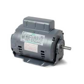 Leeson Motors A090585.00, Single Phase  Motor 1/2HP, 1725RPM, 48, Dp, /115V, 60HZ, Cont, Auto