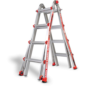Little Giant® Type 1 Alta One Aluminum Extension Ladder 9'-15' - 14013-001