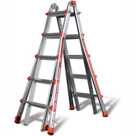 Little Giant® Type 1 Alta One Aluminum Extension Ladder 11'-19' - 14016-001