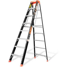 Little Giant® Type 1A MicroBurst Fiberglass Step Ladder 8' - 15710-001
