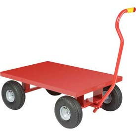Little Giant Steel Deck Nursery Wagon Truck LW2436-10P-FSD 36 x 24 Deck 1200 Lb. Cap. by