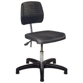 ShopSol Deluxe Desk Chair with Contoured Extra Large Seat