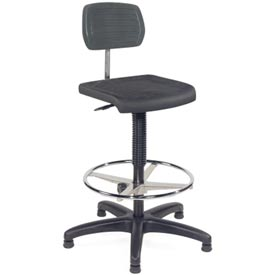 Stools Polyurethane ShopSol Basic High Rise Chair B271897 GlobalIndus