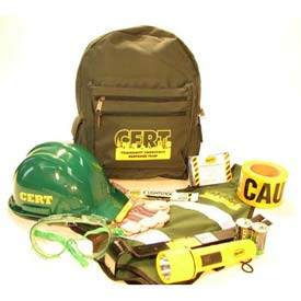 Mayday C.E.R.T Kits, CRT2, Action Response Unit, 33 Pieces